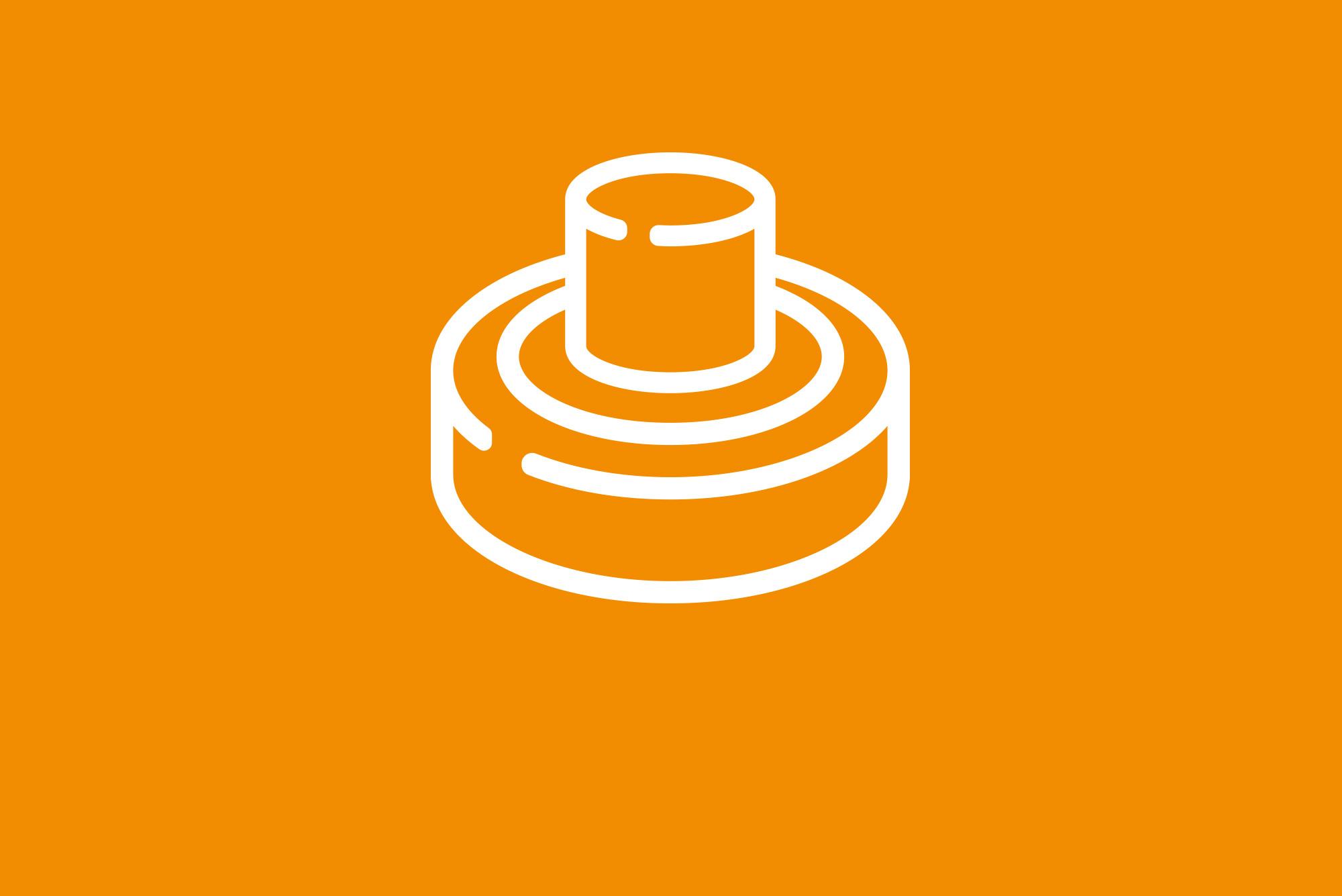 White logo - Marketing automation